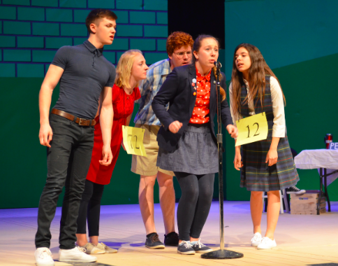 Shadowbox players hit high note at school musical